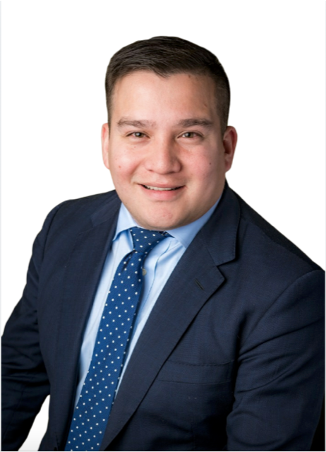 Profile photo of JIT staffing employment immigration attorney in business jacket with a blue tie